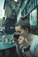 Peckham Rye (cranjam) Tags: uk london film coffee caf lomo lca lomography londra peckham peckhamrye blanka adox bellendenroad andersonco colorimplosion