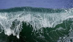 When the sea cries (Ciceruacchio) Tags: sea mer mare ocean ocan oceano cry pleurer piangere tears pleurs lacrime littoral rivage shore wave vague onda water eau acqua atlanticcoast cteatlantique costaatlantica aquitaine aquitania gironde hourtin france francia frankreich nikond750