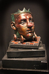 Road Warrior (skipmoore) Tags: sculpture art sausalito claudiacohen winteropenstudios