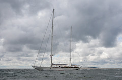 Ships passing by - SY Adle (Dirk Bruin) Tags: vlieland terschelling zeegat sailing yacht adle adele sy ships passing by