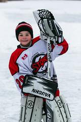 RD1_0648 (rick_denham) Tags: canada hockey goalie puck stcatharines defense forward on