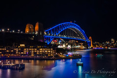 Vivid Sydney 2016 (Asteria D.) Tags: blue our light house art festival back rainbow opera colours purple year sydney culture vivid 9 australia number installation future root claim aboriginals 2016