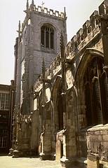 Photo of St Martin le Grand church, York