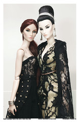 Montaigne Market Elise Jolie with Starlet Elyse Jolie (William_Tso) Tags: fashion toys doll dolls elise convention cinematic fr starlet elyse integrity fr2 fashionroyalty wclub montaignemarket elisejolie elysejolie fr2013 ryanliang shantommo elisejoliemontaignemarket cinematicthe2015integritytoysconventioncollection starletelysejolie