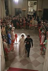 Robb and Lynda Bird Johnson's wedding at the White House, December 9, 1967. [3233 X 4819] #HistoryPorn #history #retro http://ift.tt/1sIu31r (Histolines) Tags: wedding white house bird history december 9 x retro 1967 timeline johnsons robb lynda 3233 vinatage 4819 historyporn histolines httpifttt1siu31r