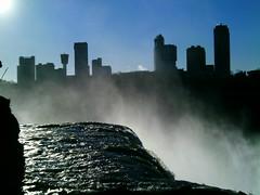 squared edge falls (clubsummerlands) Tags: usa tourism niagarafalls engineering niagara falls americanfalls