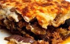 Dalla Grecia: la Moussaka di Melanzane (RicetteItalia) Tags: cucina greca melanzane ricette etniche