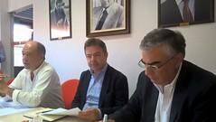Reunião Comissão Coordenadora Autárquica Nacional com CPD Guarda