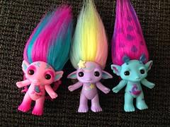 Three More from TRU (Q. Q. Kachoo) Tags: toys stardust pavo zelfs royalp moosetoys flittabell