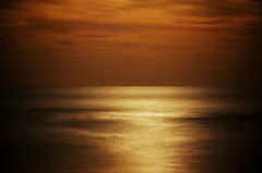 (AnnieSee) Tags: sky seascape abstract moonlight moonglow sugimoto