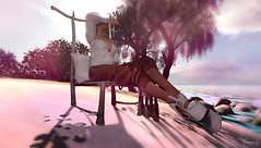 TGIF (Geey) Tags: outdoors shoes highheels sl secondlife kc belleza tlc lavie maitreya slink catwa pltaforms