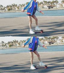 56 (Black Soshi) Tags: california summer usa cute beach beautiful losangeles nice korea skate why lovely capture tae musicvideo mv taetae taeng taeyeon taeyeonkim kimtaeyeon taengoo blacksoshi snsdtaeyeon kimtaeng kimtaengoo taeyeonie snsdkimtaeyeon whytaeyeon taeyeonwhy