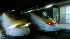 Bruxelles Midi (Jelltex) Tags: brussels eurostar zuid class373 jelltex jelltecks bruxellesmid