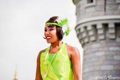 Mickey's Royal Friendship Faire (disneylori) Tags: princess disney disneyworld characters tiana wdw waltdisneyworld magickingdom disneyprincess disneycharacters facecharacters theprincessandthefrog mickeysroyalfriendshipfaire