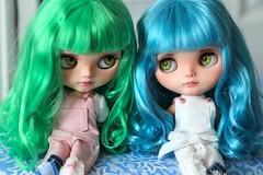 Verde & Blue