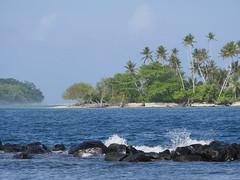Smaller islands outside Pohnpei!
