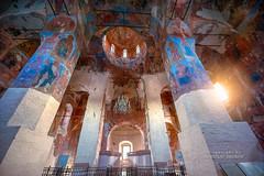 Lightroom-282 (Fin.Travel) Tags: church nikon cathedral nikkor sanctuary 14mm 1424 velikynovgorod topazlabs d700  topazstareffects topaztextureeffets textureeffets