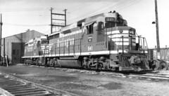 CB&Q GP30 941 (Chuck Zeiler) Tags: railroad burlington locomotive chz emd 941 gp30 cbq