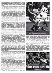 Aberdeen vs Airdrieonians - 1981 - Page 13 (The Sky Strikers) Tags: official stadium scottish aberdeen division done premier programme 30p airdrie the pittodrie airdrieonians
