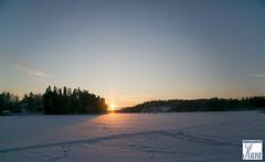 Finnish winter (HermanninKuva) Tags: winter sun building canon helsinki halo talvi jrvenp hermanni hermannin