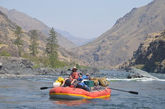river rafters (Who am I today?) Tags: idaho snakeriver day20 hellscanyon jetboattour odyssey2015
