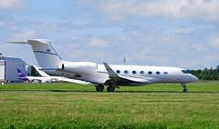 HS-VSK Gulfstream G650 (corrydave) Tags: 6023 g6 g650 gulfstream biz shannon hsvsk