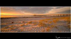 2016 - Landscape - Sunset - Largs - 03_02_03_WS.jpg (stevenlazar) Tags: ocean sunset beach clouds waves jetty australia adelaide southaustralia largs 2016