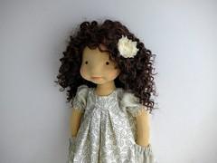 waldorf doll 20 inch (Dearlittledoll) Tags: waldorf organic steiner handmadedoll waldorfdoll organicdoll dearlittledoll