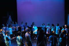 Stages of Half Moon - Equinox Youth Theatre, Hopscotch Hypnosis, 1 July 2016 (4) (Half Moon Theatre) Tags: moon youth theatre stages half equinox halfmoon halfmoontheatre