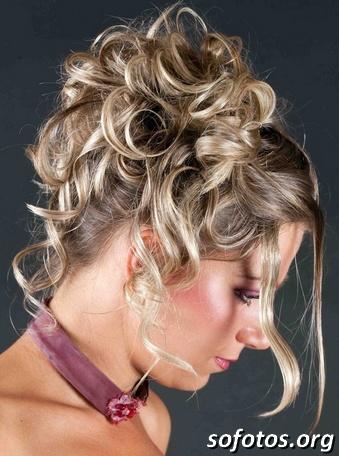Penteados para noiva 209