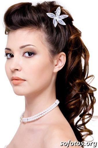 Penteados para noiva 169