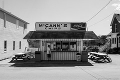 Mc Cann's Chips (Bust it Away Photography) Tags: travel food quebec fast chips pontiac cocacola tumblr bustitawayphotography
