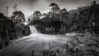 Etive Falls mono