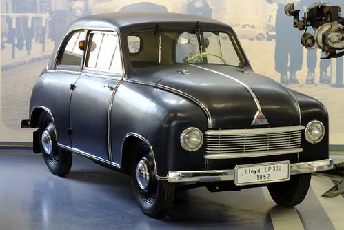 Lloyd LP 300 1952