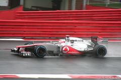 Jenson Button at Silverstone (Tim R-T-C) Tags: racetrack silverstone mclaren formulaone formula1 motorracing motorsport autosport carracing britishgrandprix openwheel racingintherain mclarenf1team mclarenmp412c mclarenmp427