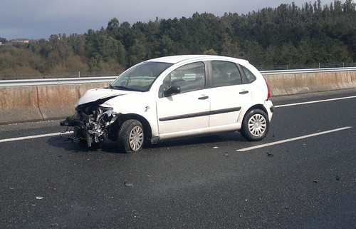 Citröen C-3 Accidentado