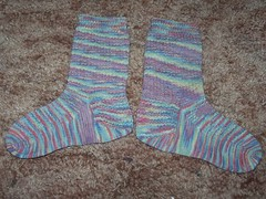 Hermione FO (littlecrookedhouse) Tags: sockknitting mayhem