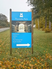Thoresby Hall and Thoresby Park (hytam2) Tags: nottingham uk england nottinghamshire 2012 thoresbyhall thoresbypark