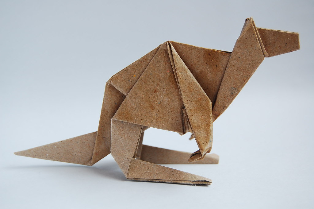 the worlds best photos of kangaroo and origami flickr