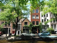 Amsterdam - Egelantiersgracht (Aelo de la Krotsche) Tags: amsterdam ds citron prinsengracht egelantiersgracht dscitron