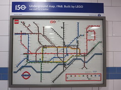 1968 (socarra) Tags: underground lego map tube 150 diagram greenpark 1968
