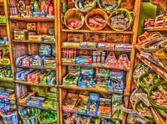 Candy shop (pmcdonald851) Tags: canon candy hdr cavities sweettooth scoops photomatix madisonga chdk canonsx40