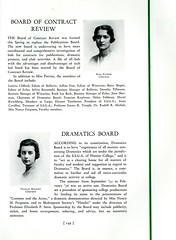Board of Contract Review and Dramatics Board (Hunter College Archives) Tags: students club 1936 photography yearbook clubs hunter drama activities huntercollege studentorganizations dramatics organizations studentactivities studentclubs wistarion studentlifestyles thewistarion dramaticsboard boardofcontractreview