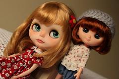 ¡Zoe y Miso ya están listas!
