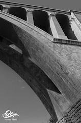 Bridge Sidi Rached - Constantine (Hamza Filali) Tags: above camera bridge sky bw cloud white black building canon algeria graphic designer constantine architect algerie higher hamza freelance filali