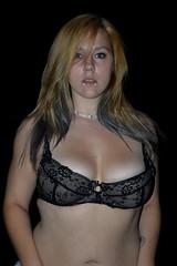 Mel 2-506 (Nathan_Arrington) Tags: white black beauty dark nude erotic curves bra fishnet eros redhead desire blonde seethrough transparent sensuality redhair studiolighting eroticism whiteskirt rubenesque pinupmodel modelphotography nathanarringtonphotography melrouge n44pht