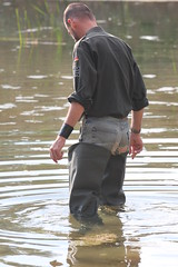 IMG_9759 (sbretzke) Tags: oliver mud boots jeans waders dreck steinbruch stolberg vicht 20110805