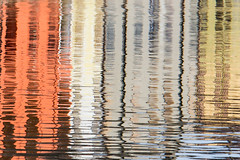 If Life was a reflection (Kathy~) Tags: reflection water commachio italy 2012 building colorful door window herowinner favescontestwinner ultraherowinner gamewinner friendlychallenges 15challengeswinner instagram
