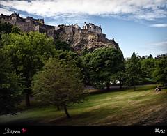 28/52 Proyecto '52 latidos' (GRdeA) Tags: castle landscape scotland edinburgh paisaje olympus escocia edimburgo zuiko castillo e30 1454