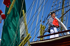 Cuauhtemoc in Gdynia (Poland) (urloplany.pl) Tags: mexico poland polska gdynia cuauhtemoc kaszuby pomorze meksyk